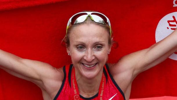 Letzter Marathon für Weltrekordlerin Radcliffe