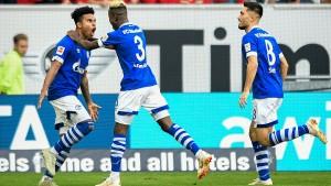 Der Schalker Aufschwung geht weiter