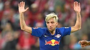 Leipzig verspielt Sieg und Rekorde in furiosem Spiel