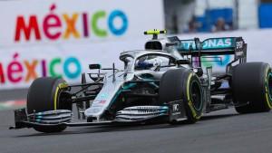 Wird Hamilton bereits in Mexiko Weltmeister?