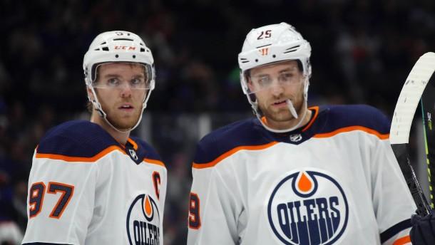 Im Traum-Duo der NHL blüht Draisaitl weiter auf