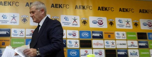 Mann der deutlichen Worte: Dimitris Melissanidis prangert Missstände an