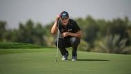 Kaymer in Abu Dhabi weiter auf Siegkurs