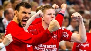 Flensburg siegt in der Champions League
