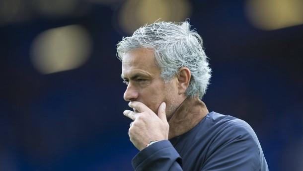 An Mourinho prallt jede Kritik ab
