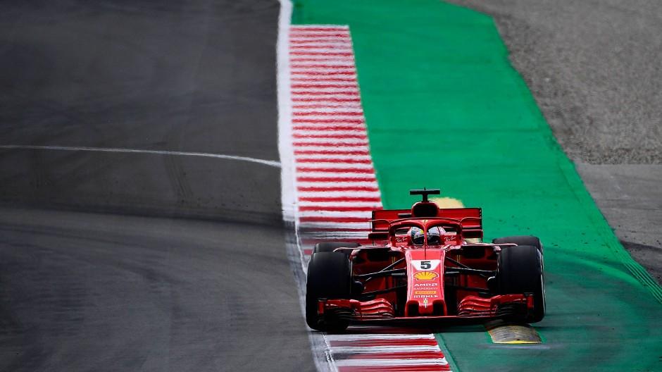 Aus der Erfolgsspur: Sebastian Vettel taktiert falsch