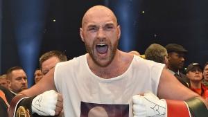 Klitschko-Gegner Fury unter Dopingverdacht