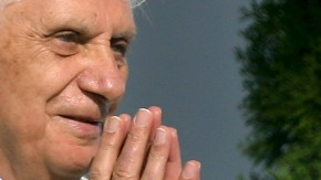 Papst Benedict XVI. - München Gottesdienst
