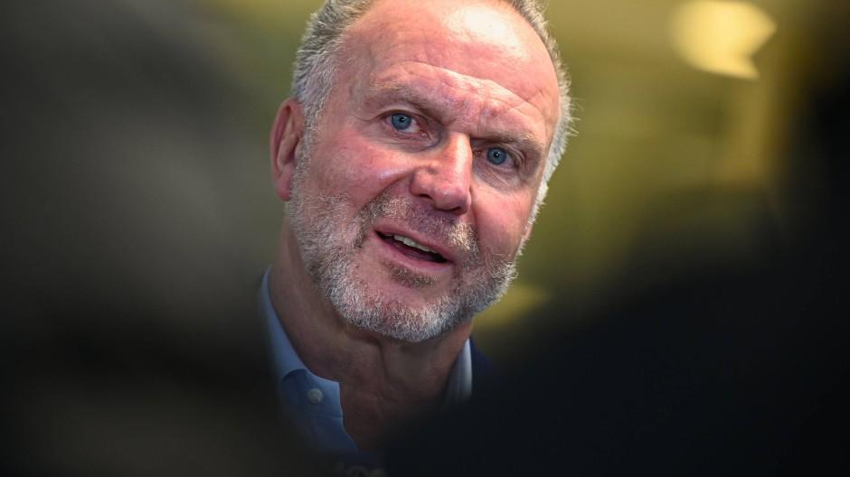 Als Fußballromantiker nicht aufgefallen: Karl-Heinz Rummenigge