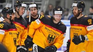 Versöhnliches Ende für Eishockey-Mannschaft