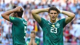 Fifa erklärt deutsches WM-Aus mit fehlendem Glück