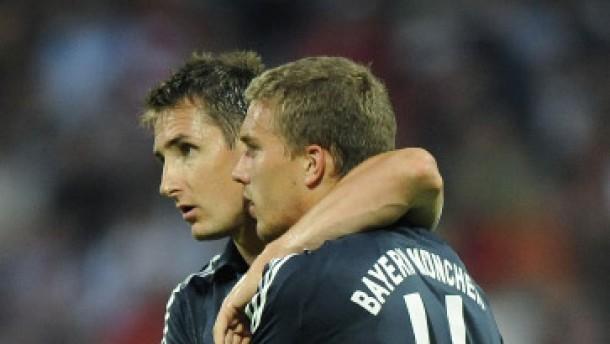 4:3 - Klinsmanns Bayern gewinnen packenden Krimi in Erfurt
