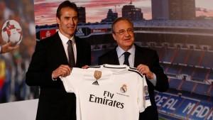 Lopetegui nach Rauswurf in Madrid vorgestellt