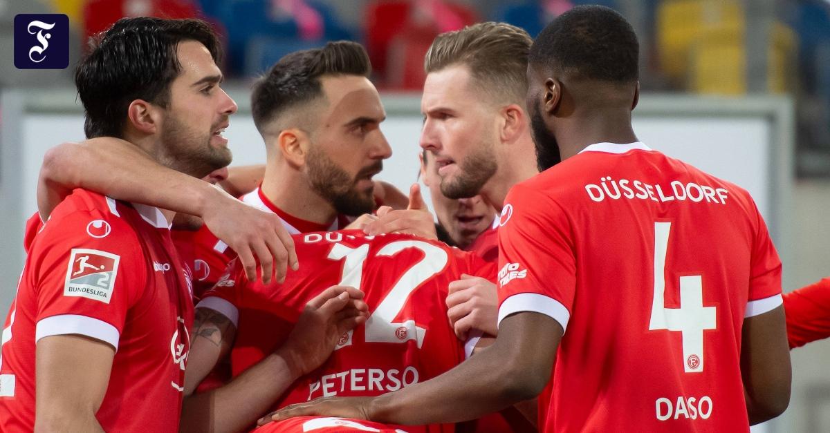 Spielstand Zweite Bundesliga