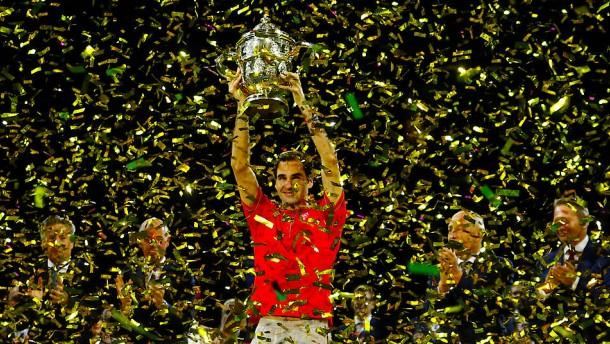 Heimsiege für Federer und Thiem