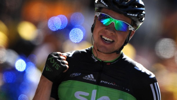 Ein Norweger gewinnt in Italien