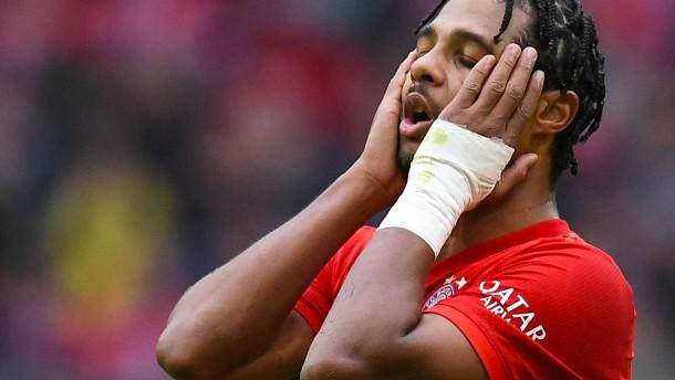 Das große Schweigen bei den Bayern-Spielern