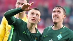 Aus dem Werder-Mittelfeld in die Nationalelf?