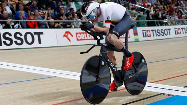 Weinstein verpasst Gold bei Bahnrad-WM