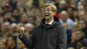 Auch mit Klopp spielt Liverpool am liebsten remis