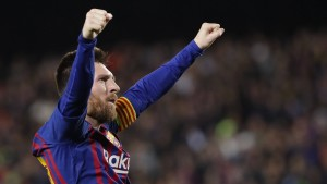 Barcelona mit Effizienz und Messi