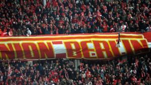 Union ärgert Tabellenführer Hertha im Berliner Derby