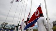 Nordkoreas Teilnahme sorgt für Dilemma