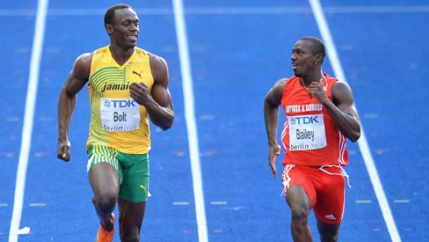 Bolt und seine Unterhaltung mit Unterhaltungswert