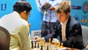 Carlsen löst Anand als Weltmeister ab