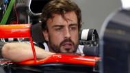 """""""Das hat die ganzen Spekulationen angefeuert"""": Fernando Alonso"""