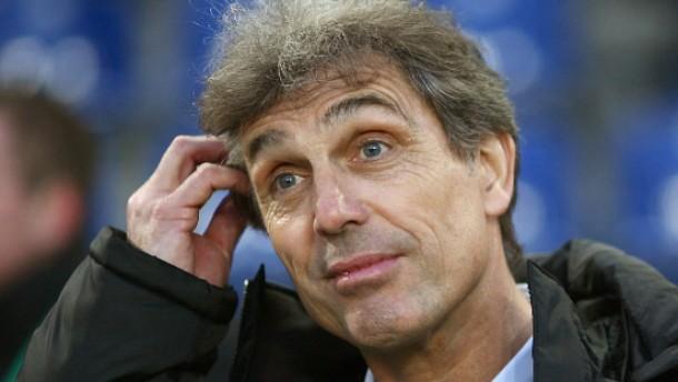 Bundestrainer setzt Adrion durch