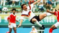 Nach der Fußballerkarriere bekam Wolfram Wuttke im Leben die Kurve nicht mehr so richtig