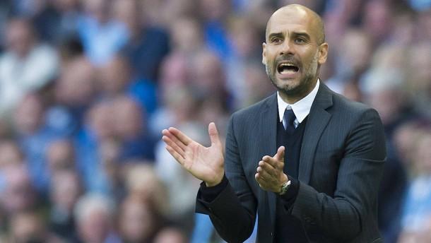 Glücklicher Auftaktsieg für Pep Guardiola