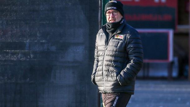 Union Berlin ohne Trainer Fischer