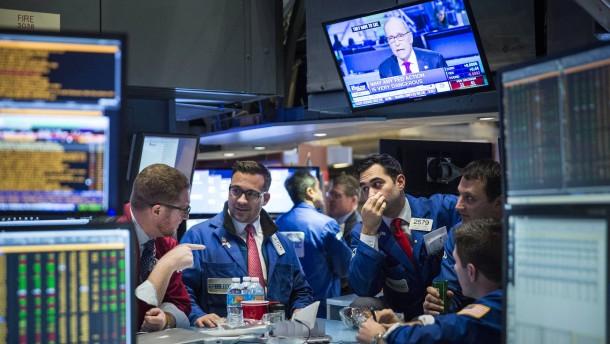 Die Fed erweitert ihren Horizont