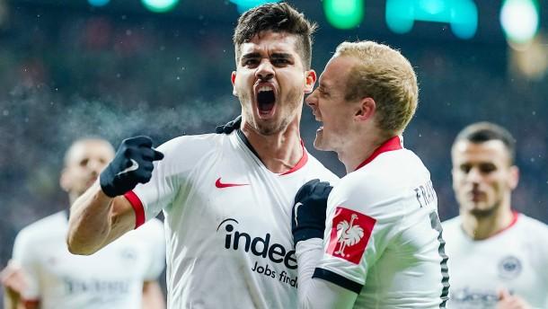 Warum André Silva Frankfurts Stürmer Nummer eins ist