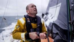 Segler Escoffier aus Seenot gerettet