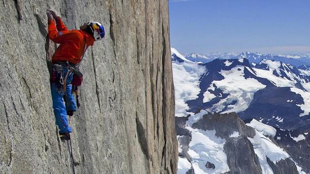 David Lama und ein Leben für die Berge