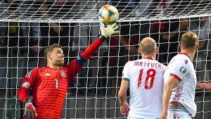 Die starke Ansage des Manuel Neuer
