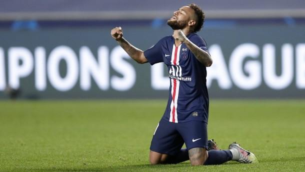 """""""Neymar und Mbappé ziehen eine Show ab"""""""