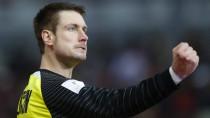Torwart Carsten Lichtlein war der Sieggarant für die deutschen Handballer