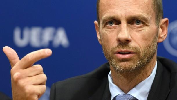 Debatte um große Reform von Europapokal-Modus