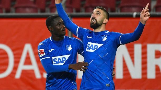 Hoffenheim wahrt Europa-League-Chance