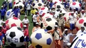 Asiaten haben noch keinen Appetit auf Fußball