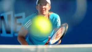 Zurück in der heilen Tenniswelt