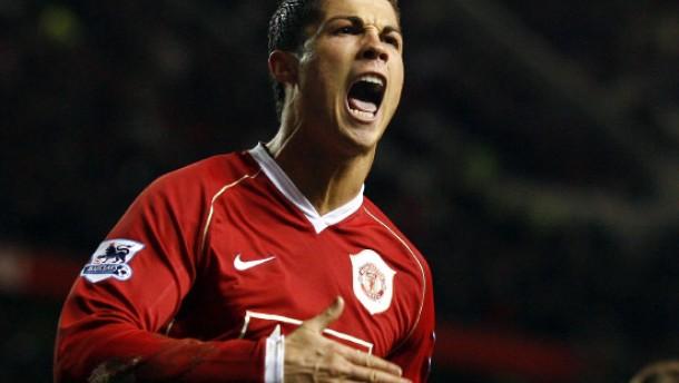 Ronaldo bleibt bei Manchester United - zumindest vorerst