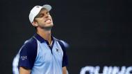 Erst eine Corona-Infektion, danach die Angst: Tennisprofi Sam Querrey