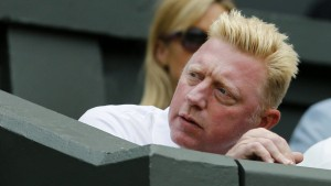 Boris Beckers verräterische Augenbrauen