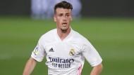 Im Visier: Antonio Blanco (Real Madrid II)
