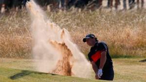 Von allen guten Golf-Geistern verlassen